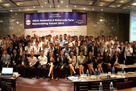 2018 ASEAN Automotive & Motorcycle Parts Manufacturing Summit (AAM)