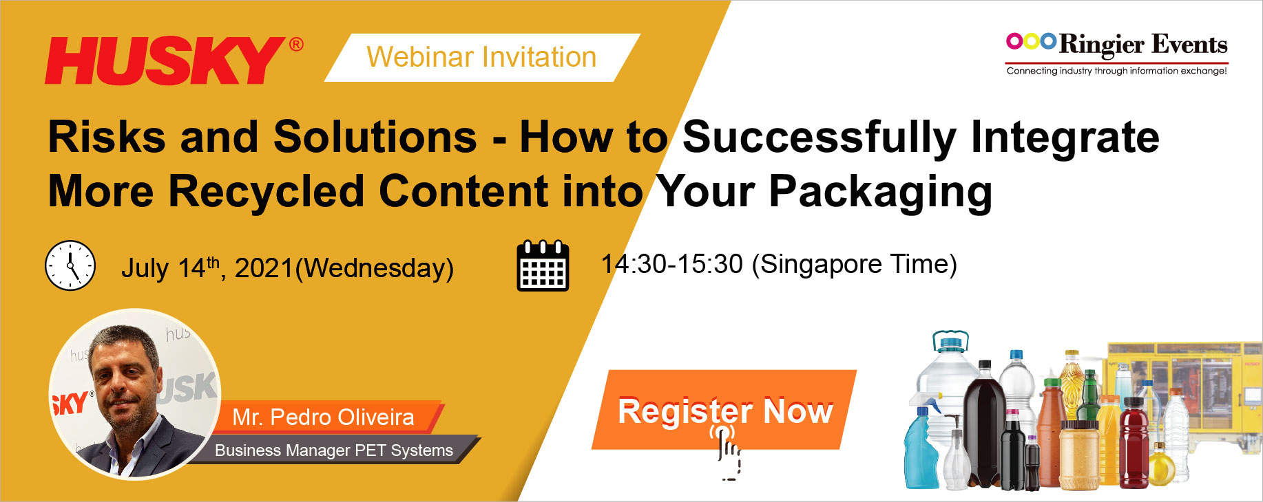 Risks and Solutions - How to Successfully Integrate More Recycled Content into Your Packaging