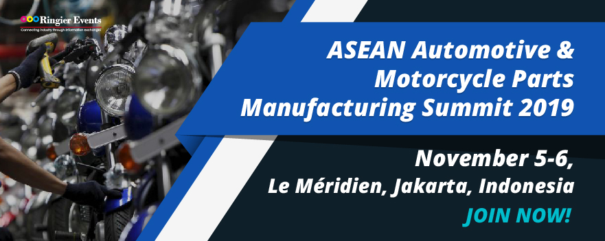 2019 ASEAN Automotive & Motorcycle Parts Manufacturing Summit