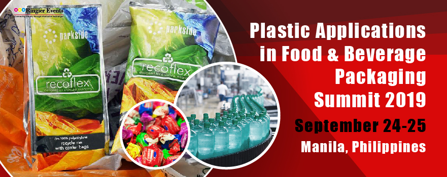 2019 Plastic Applications in Food and Beverage Packaging Summit