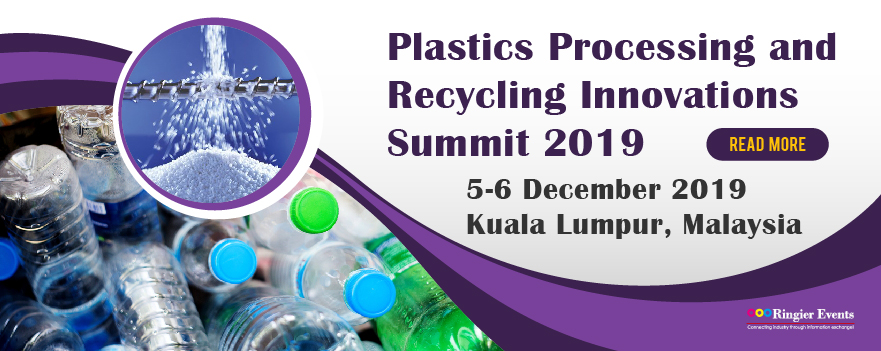 2019 Plastics Processing and Recycling Innovations Summit