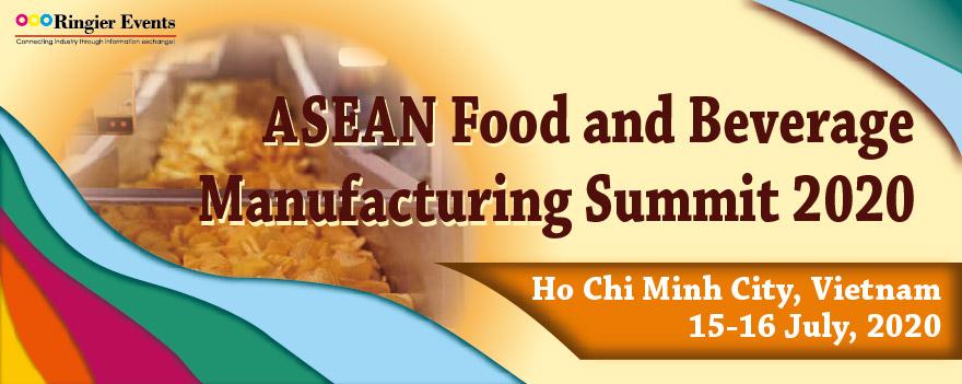 ASEAN Food and Beverage Manufacturing Summit 2020
