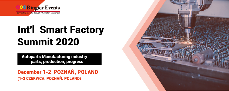 International Smart Factory Summit - Autoparts Manufacturing Industry