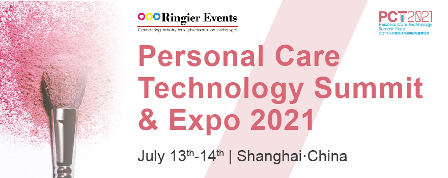 Personal Care Technology Summit & Expo 2021