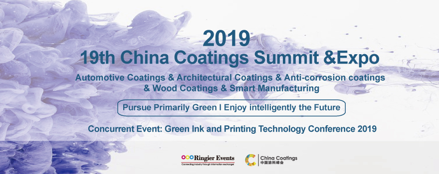 19th China Coatings Summit & Expo