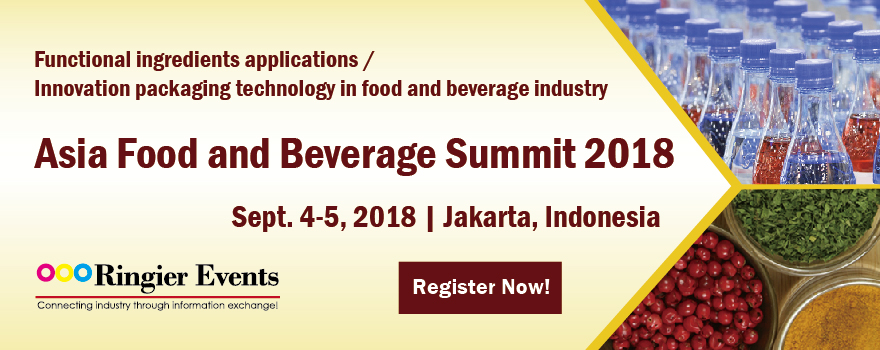 Asia Food & Beverage Summit 2018