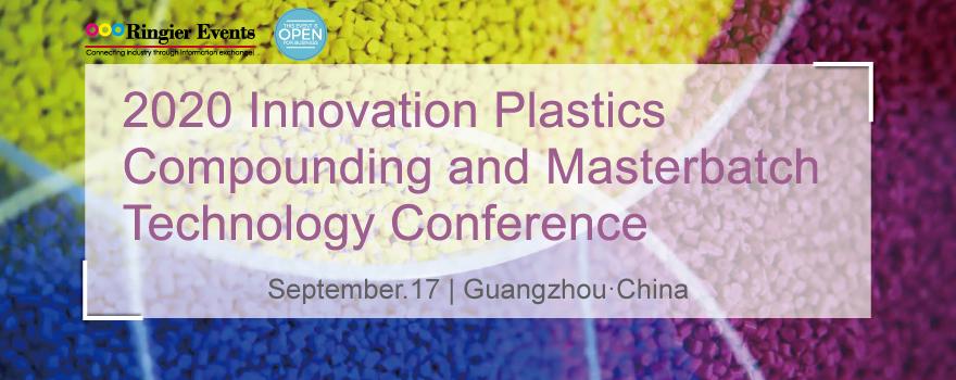 Innovative Plastics Compounding and Masterbatch Technology Conference 2020
