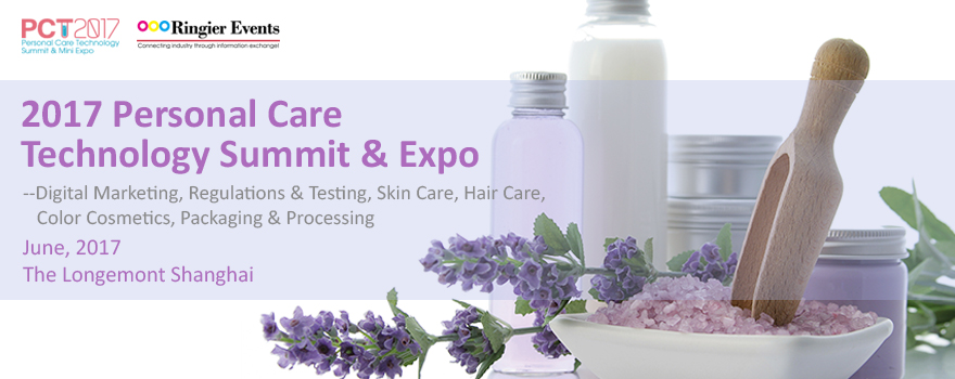 Personal Care Technology Summit &Expo 2017