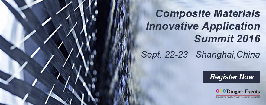 Composite Materials Innovative Application Summit 2016