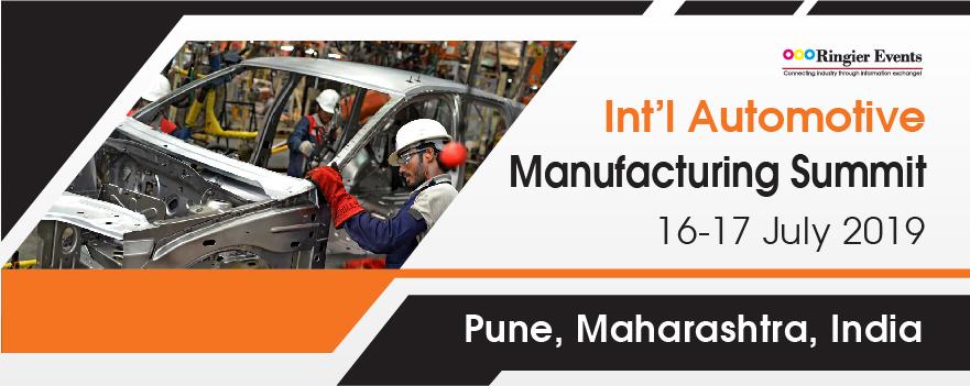 International Automotive Manufacturing Summit 2019
