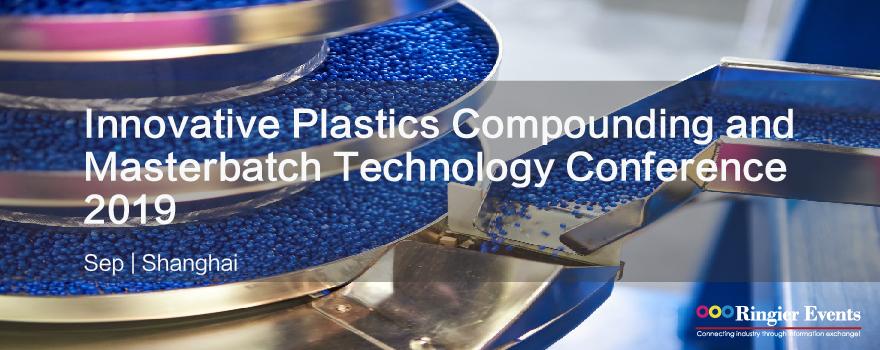 Innovative Plastics Compounding and Masterbatch Technology Conference 2019