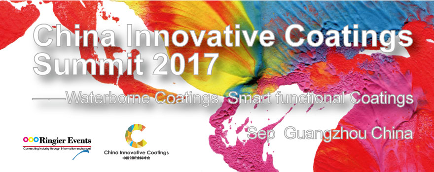 China Innovative Coatings Summit 2017