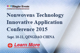 Nonwovens Technology Innovative Application Conference 2015