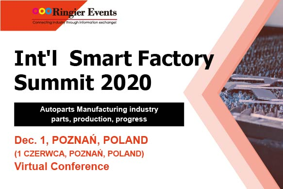 Int'l  Smart Factory Summit— Autoparts Manufacturing industry