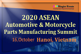 ASEAN Automotive & Motorcycle Parts Manufacturing Summit 2020 — Two wheelers, Automotive, E-mobility, Mold & Die