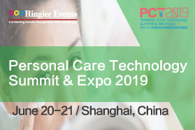 Personal Care Technology Summit & Expo 2019