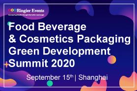 Food Beverage & Cosmetics Packaging Green Development Summit 2020