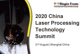 2020 China Laser Processing Technology Summit