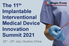 The 11th Implantable Interventional Medical Device Innovation Summit 2021
