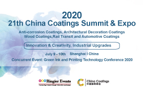China Coatings Summit & Expo 2020