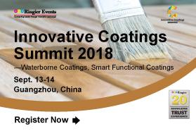 Innovative Coatings Summit 2018