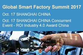 Global Smart Factory Summit 2017