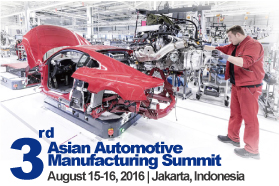 The 3rd Asian Automotive Manufacturing Summit 2016