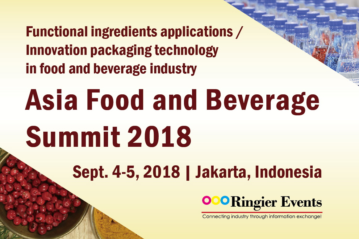 2018 Asia Food & Beverage Summit