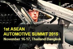 1st ASEAN Automotive Summit 2015