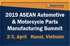 ASEAN Automotive & Motorcycle Parts Manufacturing Summit 2019