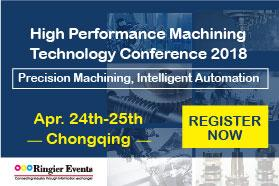 High Performance Machining Technology Conference 201
