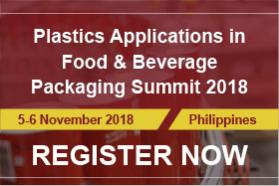 Plastics Applications in Food & Beverage Packaging Summit 2018