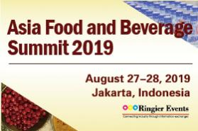 2019 ASIA Food and Beverage Manufacturing Summit