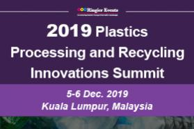 Plastics Processing and Recycling Innovations Summit 2019