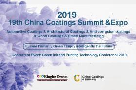 China Coatings Summit & Expo 2019