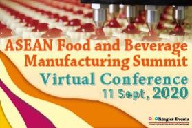 ASEAN Food and Beverage Manufacturing Summit 2020