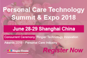 2018 Personal Care Technology Summit & Expo