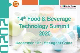 14th Food & Beverage Technology Summit 2020