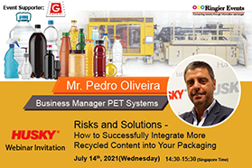 [Playback]Risks and Solutions - How to Successfully Integrate More Recycled Content into Your Packaging